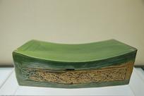 绿釉枕头金代