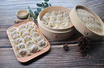 中式美食小馄饨