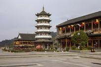 都匀中国茶文化博览园