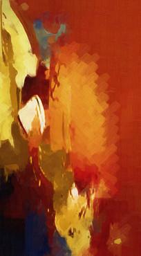 油画抽象油画