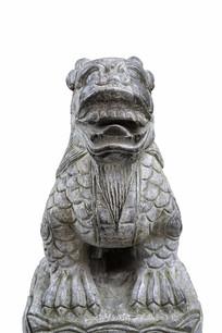 中国上古神兽石刻囚牛