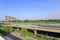 济南二环西路高架桥
