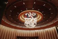 国家会展中心工艺吊灯