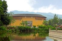 成都洛带古镇客家土楼博物馆