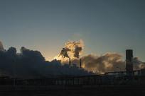 化工厂废气排放