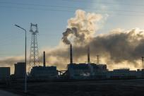 化工厂环境污染