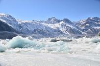 西藏雪山风景