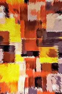 北欧艺术地毯