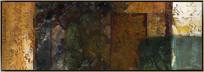 北欧风格复古抽象油画