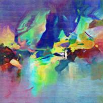 抽象艺术现代油画