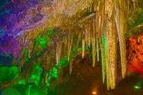 本溪水洞擎天玉柱钟乳石石林