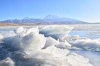 冰川风光摄影