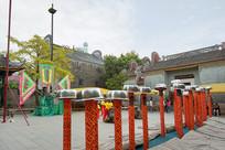 佛山黄飞鸿纪念馆-舞狮表演场