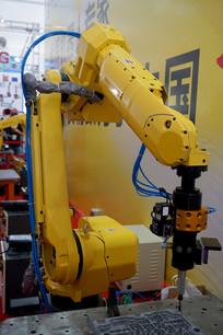 工业40智能制造-雕铣机器人