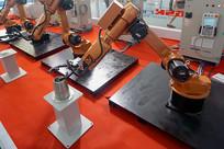 工业智能制造-工业机器人
