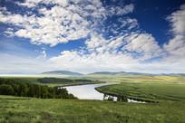 内蒙古额尔古纳河
