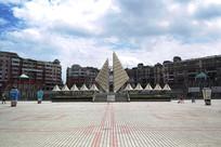 新会区冈州广场