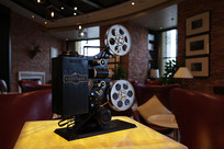 老款电影放映机