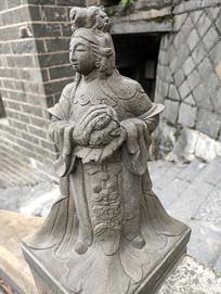 人物石雕艺术