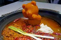 重庆传统牛油火锅