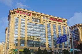 北京便宜坊烤鸭店外景