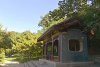 北京元土城遗址公园-伴松轩
