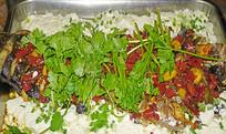荔波县地域美食烤洞鱼