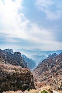 白石山景区山川