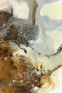 抽象水墨装饰画