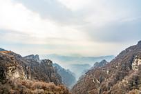 河北白石山景区