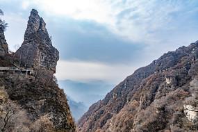 中国河北省白石山景区风景