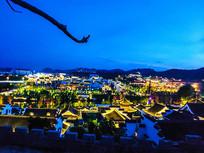 福泉古城夜景