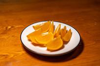 美味的水果甜橙
