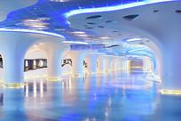 上海中心大厦展览大厅