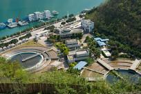 长江三峡水库巫山污水处理厂