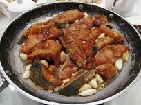 回锅鱼焗鱼美食