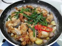 回锅鱼焗鱼主菜
