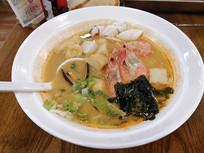 越南菜海鲜粉