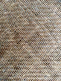 传统工艺竹编纹理