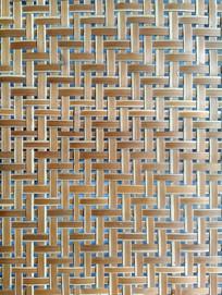 竹子编织纹理