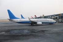 机场大飞机
