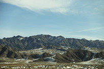 高原沟壑纵横