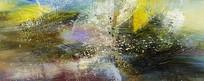 意境抽象壁画