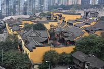 重庆湖广会馆局部