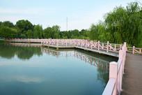 湿地公园栈道
