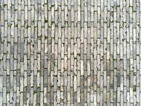 火砖砖墙背景