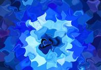 数码花型图案
