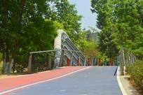 江滩公园健身道-锦江绿道