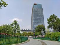 现代建筑与绿化