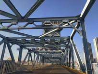 海门钢架大桥